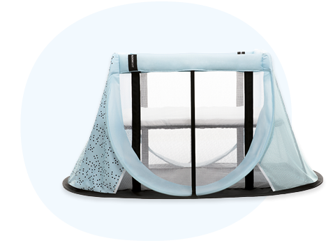 instant travel cot