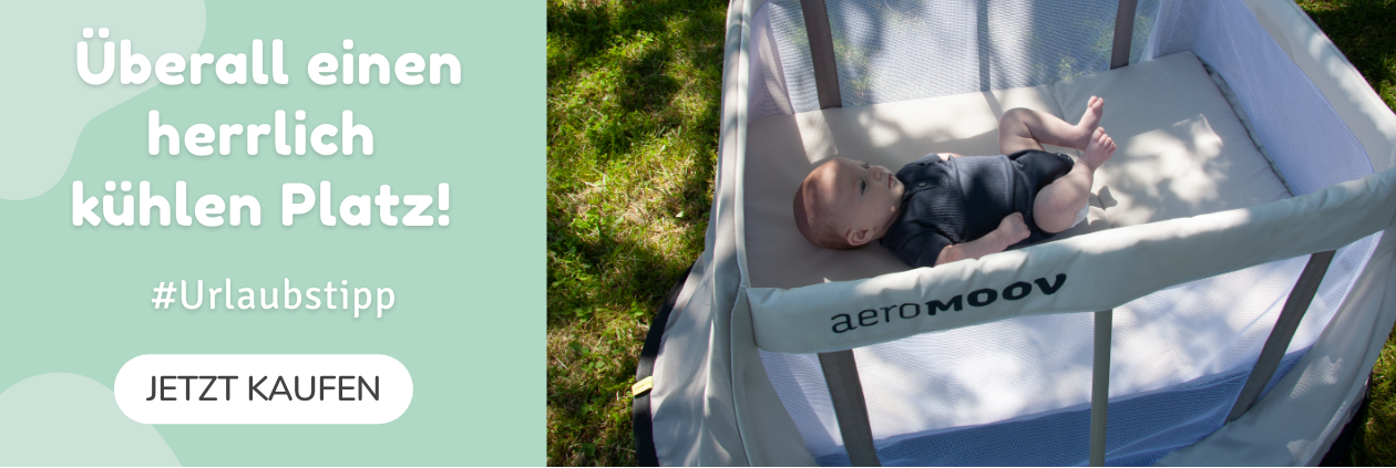 Instant Travel Cot Summer