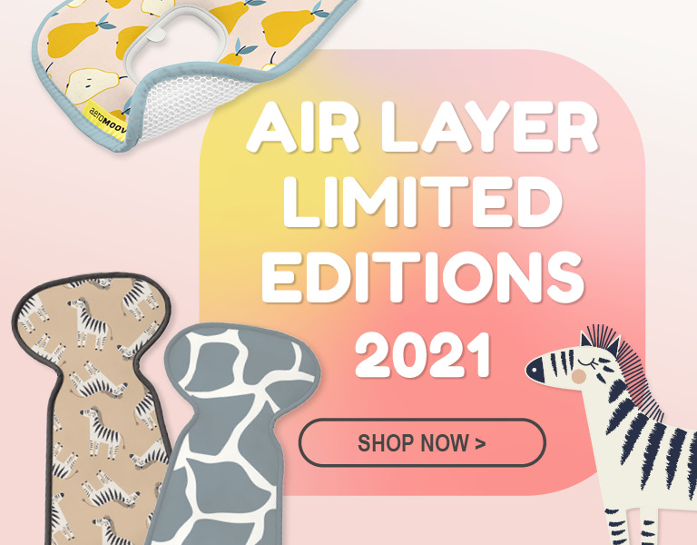 AeroMoov Air Layer Limited editions 2021